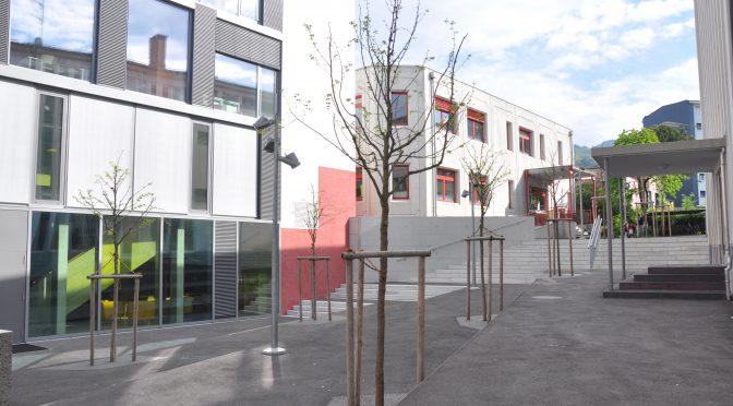 Nouvelles du PMS du collège Vinet (Clarens)